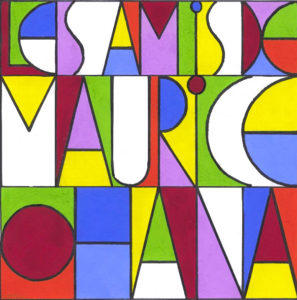 "Logo de l'Association ""Les amis de Maurice Ohana"""
